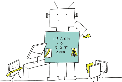 machine learning in Education industry